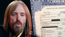 Tom Petty Death Certificate: Cause Of Death Still a Mystery