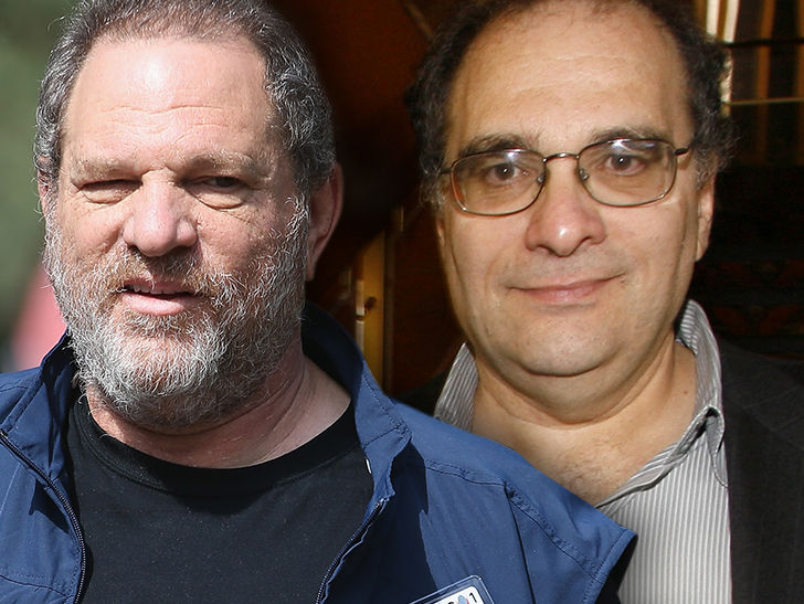 Harvey and Bob Weinstein, Each Say the Other Leaked Sexual Harassment Stories