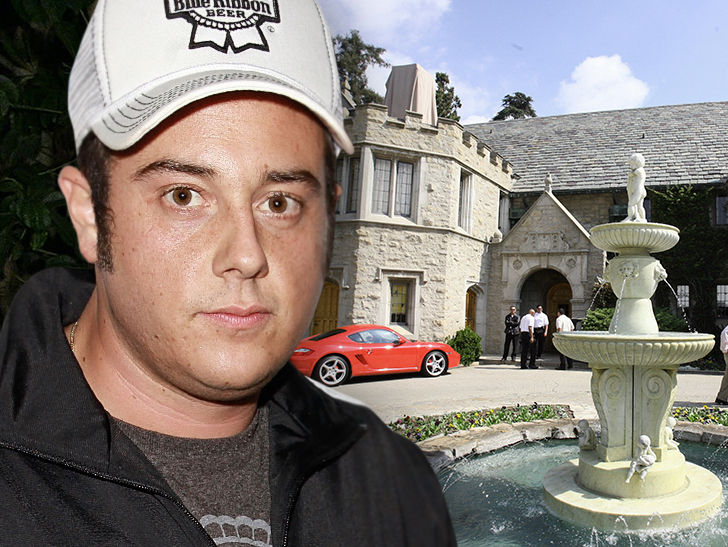 Playboy Mansion Owner Daren Metropoulos Sues Ex-Assistant for Extortion