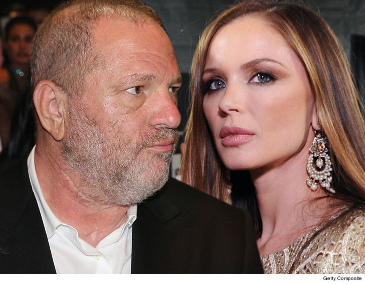 Harvey Weinstein Says He Wants to 'Rebuild' with Wife ...