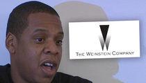 Jay-Z Talking About Buying Harvey Weinstein's Interest in The Weinstein Company