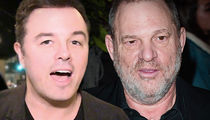 Seth MacFarlane Says 2013 Harvey Weinstein Joke was Deliberate Shot for Jessica Barth