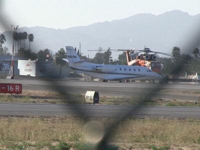 Harvey Weinstein Jets off to Arizona Rehab