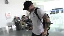 Ryan Phillippe Back on His Feet After 'Freak' Injury