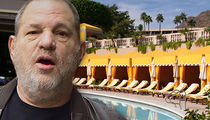 Harvey Weinstein Makes Luxury Detour Before Rehab