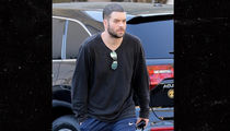 Mark Salling Cut His Wrists Before Plea Bargain