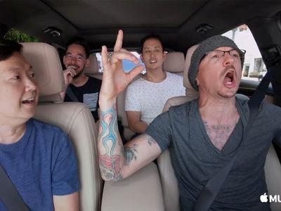 Chester Bennington's Carpool Karaoke Episode Airs