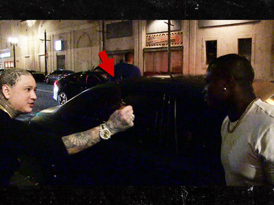 O.T. Genasis Loses It When His Car Gets Scratched at the Club