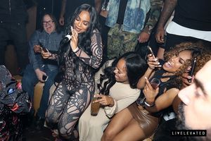 Inside Ashanti's Birthday Party Pics