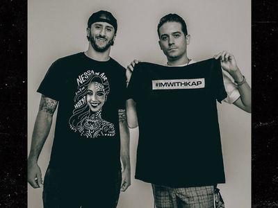 G-Eazy: Hey Eminem, I'm With Kaepernick Too!!