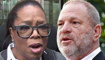 Harvey Weinstein Says Oprah Called to Support Him, But Her Team Says BS