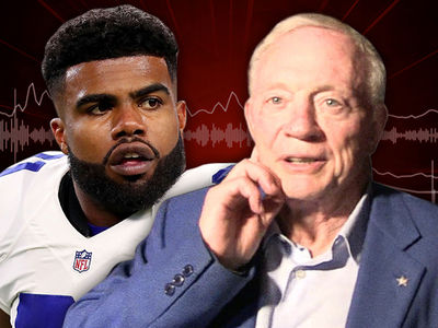 Jerry Jones: Ezekiel Elliott Is Getting Screwed