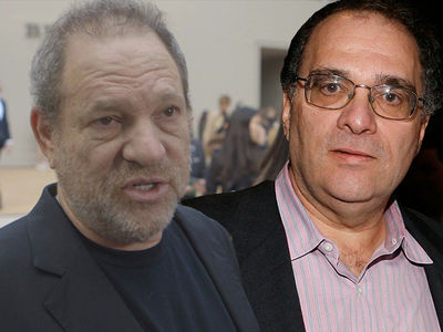 Harvey and Bob Weinstein, Showdown Tuesday Will Get Loud and Ugly