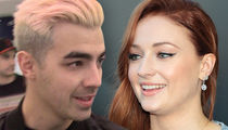 Joe Jonas Gets Engaged to Sophie Turner: She Said Yes!