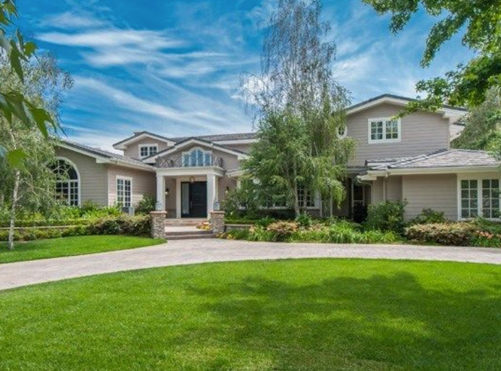 Denise Richards Cuts Asking Price of Hidden Hills Home By A Million