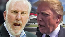 Gregg Popovich: Donald Trump is a 'Soulless Coward'