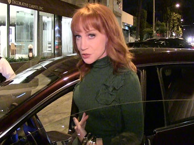 Kathy Griffin Claims She Has Proof Hollywood's Blacklisting Her