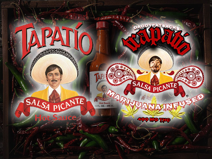 Tapatio Sues Over Iconic Mexican Cowboy Logo, Says Weed Guy Jacked It