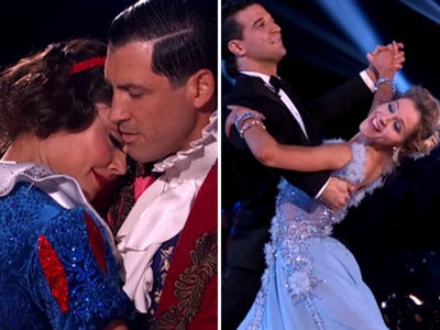 'DWTS' Recap: First Perfect Score of the Season, But One of the Best Gets Brutally ELIMINATED