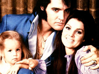 Lisa Marie Presley Makes RARE Red Carpet Appearance with Three Daughters -- See Elvis' Grandkids!