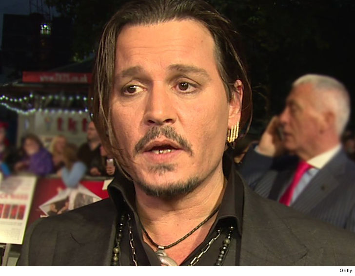 Johnny Depp Sues Lawyers for Malpractice