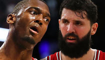 NBA's Bobby Portis Socks Bulls Teammate Nikola Mirotic, Breaks His Face