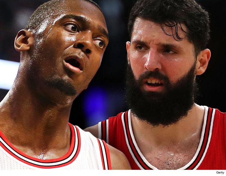 Report: NBA's Bobby Portis Hospitalizes Teammate Nikola ...