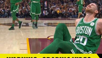 Gordon Hayward Suffers Gruesome Leg Injury During Celtics Debut