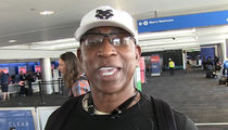 Eric Dickerson: OJ Simpson Called Me to Play Golf