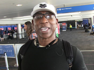Eric Dickerson: O.J. Simpson Called Me to Play Golf