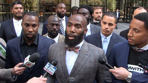 NFL's Malcolm Jenkins: Kaepernick Invited to Owners' Meeting, Didn't Show