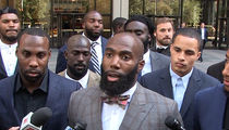 NFL's Malcolm Jenkins: Kaepernick Invited to Owners Meeting, Didn't Show