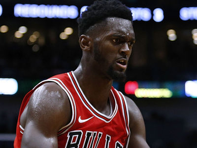 Bulls' Bobby Portis Suspended 8 Games for Punching Teammate Nikola Mirotic