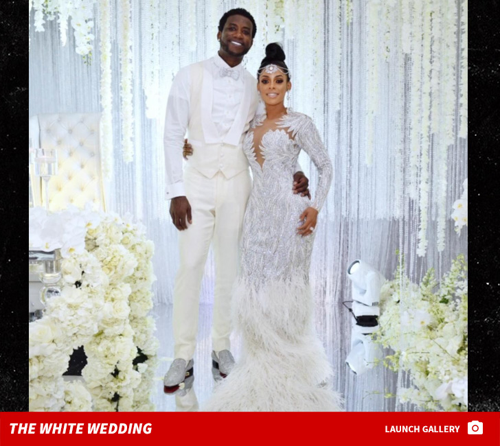 gucci mane marries keyshia ka 39 oir in all white wedding
