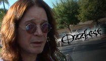 Ozzy Osbourne's Ozzfest Sues Over Central Park's OZY Fest