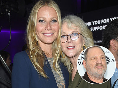 Why Gwyneth's Mom Just BLASTED the NY Times for Paltrow Comments In Weinstein Op-Ed