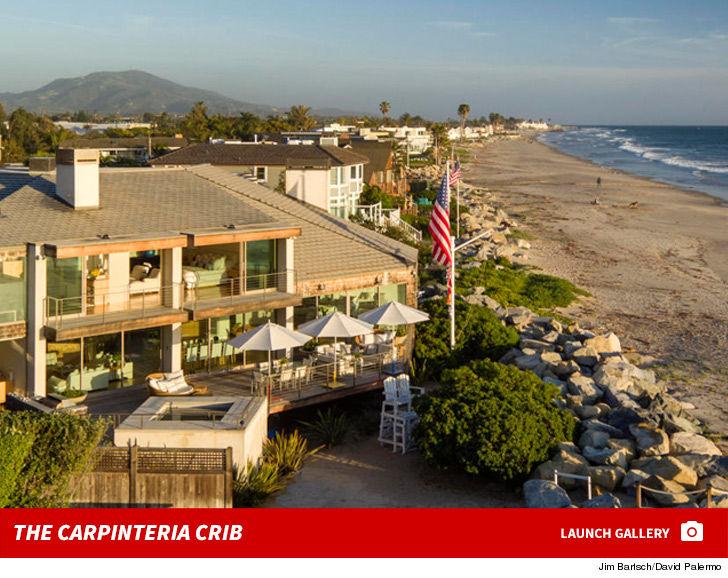 Ellen DeGeneres Buys New Beach House for $18.6 Million   TMZ.com