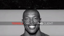 Terrell Owens Sues: I Made $15,000 in 53 Seconds ... and I'm Pissed! (UPDATE)