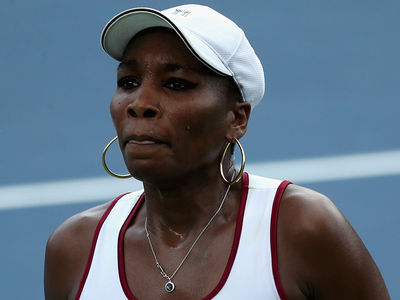 Venus Williams Ready to Talk to Lawyers in Fatal Car Crash Case