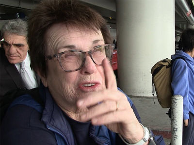 Billie Jean King Praises Weinstein Accusers, 'That's Progress'