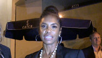 Kim Porter Reacts to Lupita's Weinstein Claim ... He Didn't Discriminate, But It's All Bad