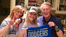 Vin Scully Not Returning for World Series, Dodgers Say