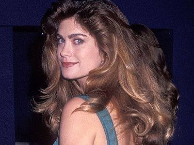 '90s Supermodel Kathy Ireland Resurfaces -- And WOW, Wait Until You See Her NOW!