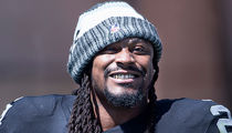 Marshawn Lynch Goes Beast Mode On Bart Ride, Chanting 'F**k The Chiefs'