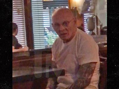 'Sammy the Bull' Gravano Resurfaces at Old Haunts with New Tattoo Sleeves