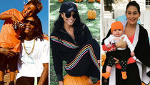 Stars at the Pumpkin Patch -- #SquashGoals!