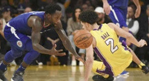 LaVar Ball Rips Patrick Beverley After He Ruins Lonzo Ball's NBA Debut