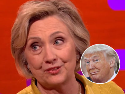 Clinton Admits She REALLY Tried Getting Out of Inauguration & BASHES Trump's Tweets