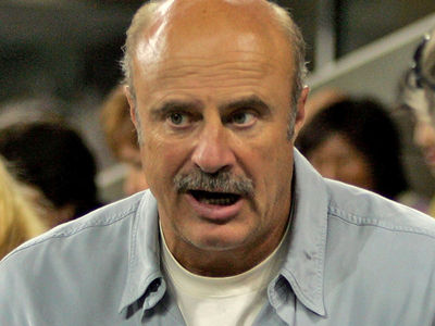 Dr. Phil Runs Into Skateboarder with Car, Ambulance Called