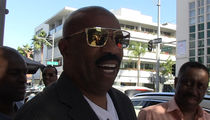 Steve Harvey Is Open to Supporting Mark Cuban For President